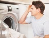 Làm gì khi máy giặt kêu to