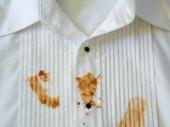 Cách tẩy vết ố trên quần áo